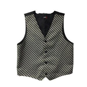 1660 Kids Club Yellow & Black Vest
